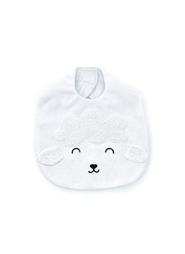 Baby Jem Kuzu Mama Önlüğü Mavi